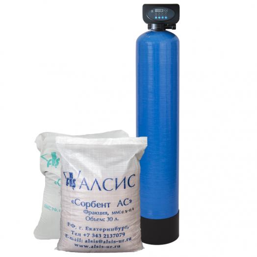 Фильтр для очистки воды от железа из скважины WFSR 0844P