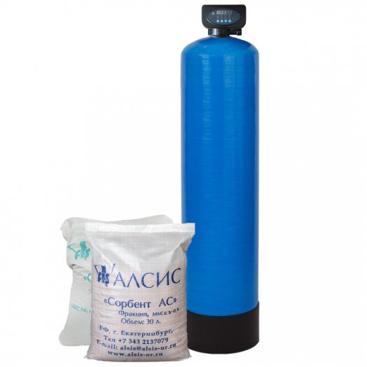 Фильтр для очистки воды от железа из скважины WFSR 1354P