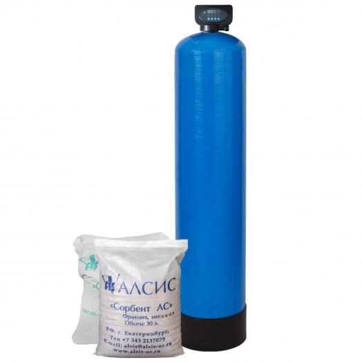 Фильтр для очистки воды от железа из скважины WFSR 1465P