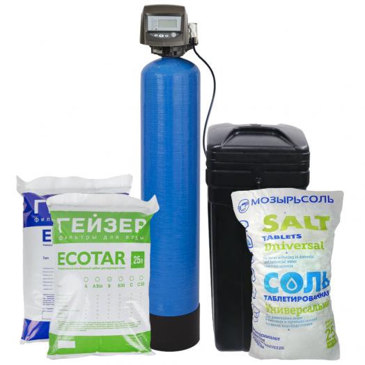 Фильтр для воды Гейзер Aquachief 0844LG